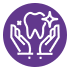 dental beauty duty of care mobile icon